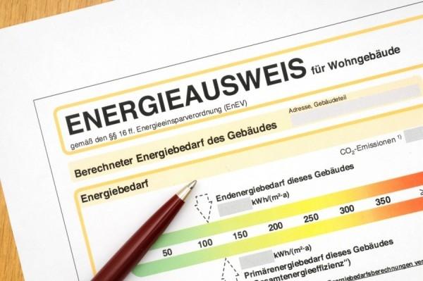 Energieausweis erstellen lassen